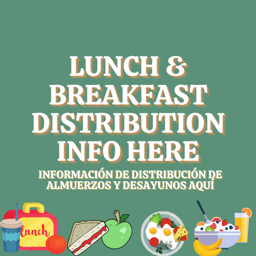 Lunch & Breakfast Distribution Information